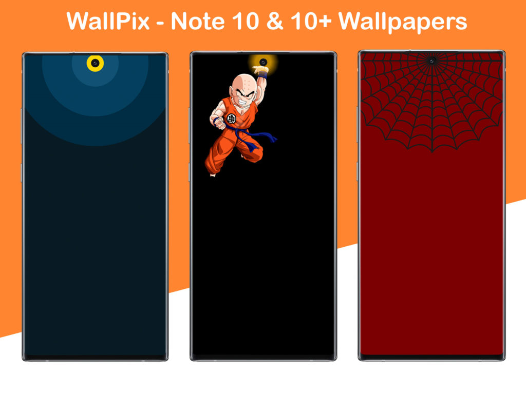 Note 10 Wallpapers To Hide The Camera Cutout Download Them